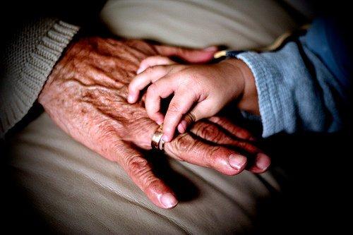 Los abuelos tienen el tiempo